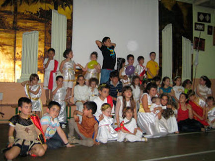 evento griego