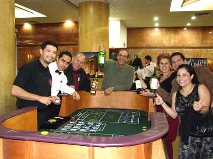 casinos para fiestas