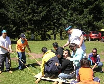 Actividades de integración grupal